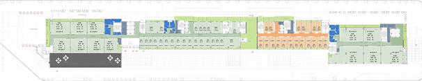 Sixth Floor Plans