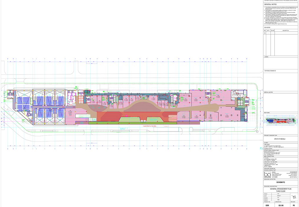Third Floor Plans