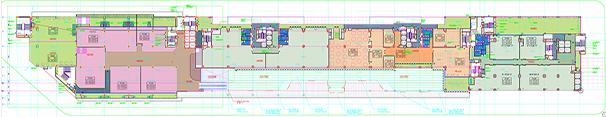 Fourth Floor Plans