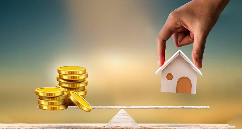 Property V/S Gold