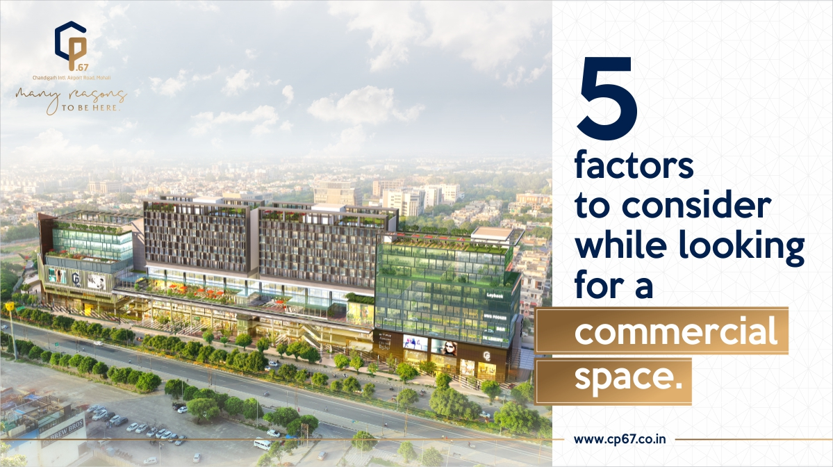 Commercial Space | CP67