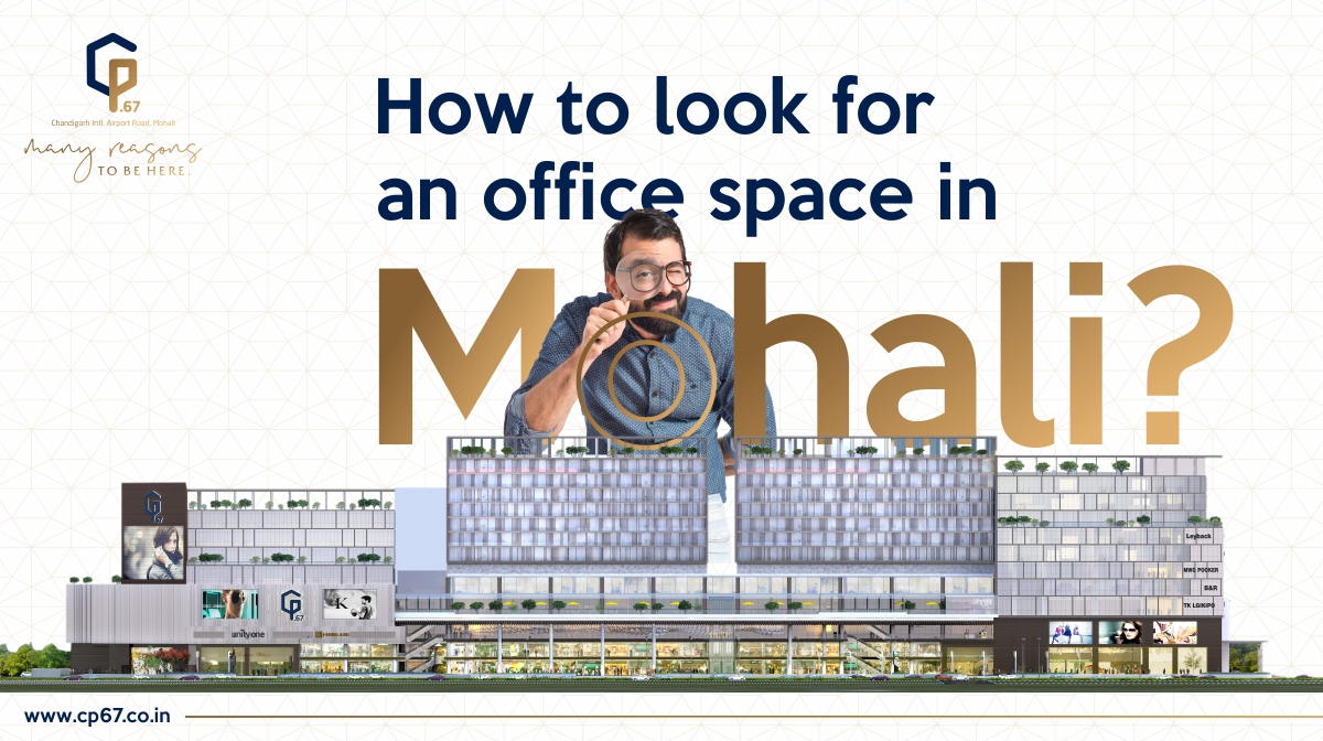 Commercial Space in Mohali | CP67